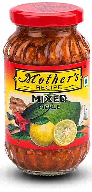 MOTHER'S PICKLE MIXED 300G
