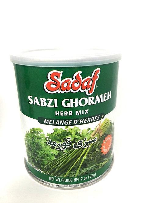 SDF SABZI GHORMEH 2 OZ