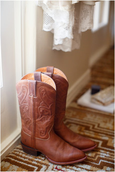 cowboy boots for bride