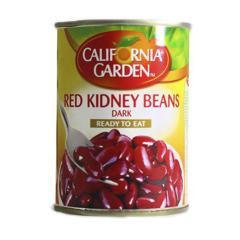 CALIFORNIA GARDEN RED KIDNEY BEANS 454G
