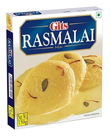 GITS RASMALAI MIX 150GM