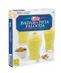 GITS BADAM & PISTA FALOODA MIX 200 GM