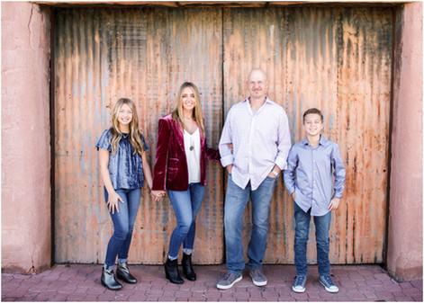 Sehnal Family Photos in Scottsdale, AZ