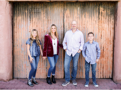 Sehnal Family Photos in Scottsdale, AZ