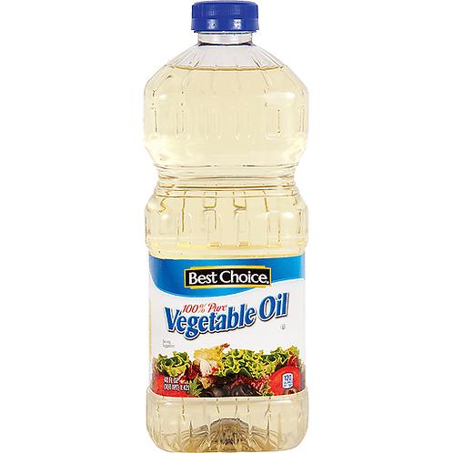 BC VEGETABLE OIL 32 OZ
