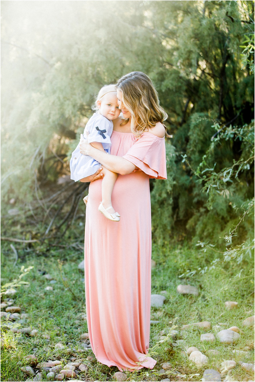 pretty locations for maternity photos in arizona