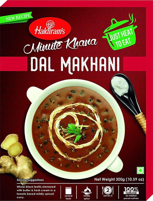 HALDIRAM READY TO EAT DAL MAKHANI*