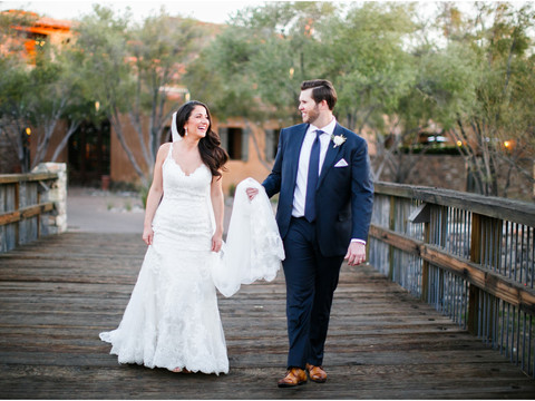 Elegant Silverleaf Club Wedding • Scottsdale, Arizona