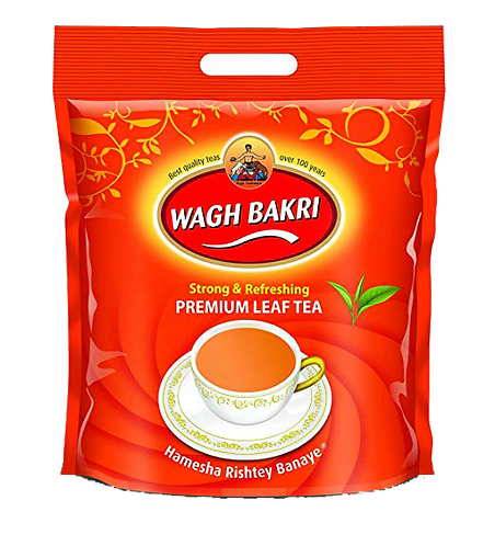 WAGH BAKRI TEA (PREMIUM) 500 GM