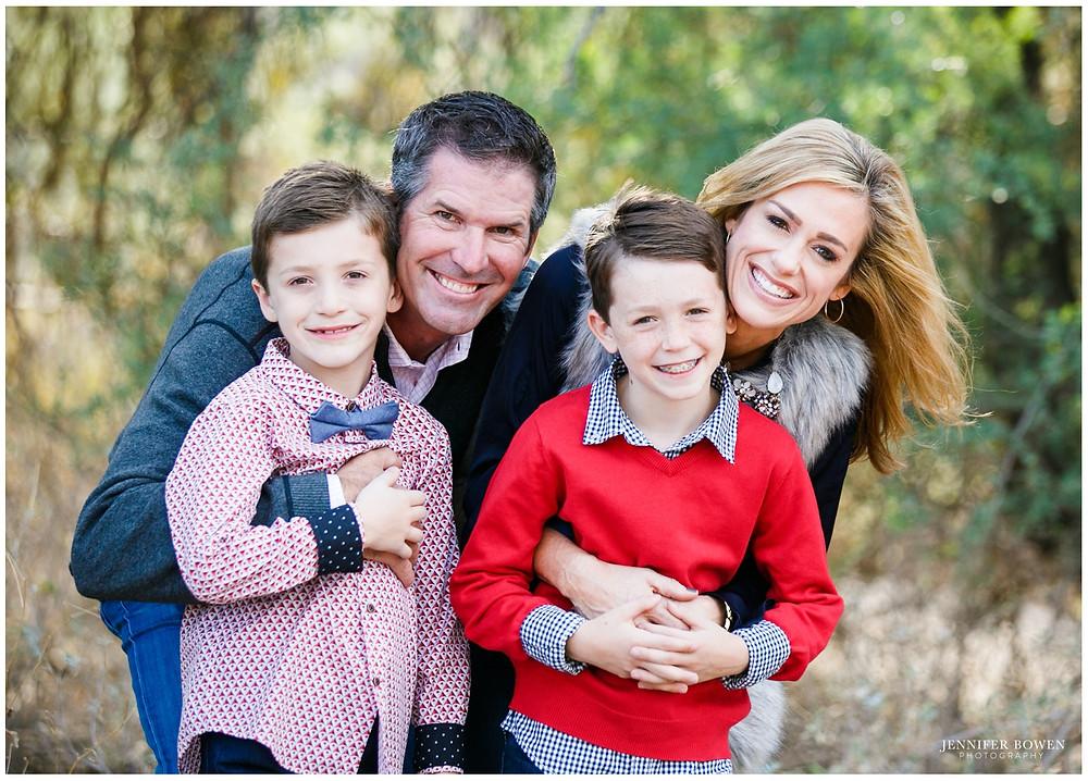 beautiful family portraits in phoenix arizona