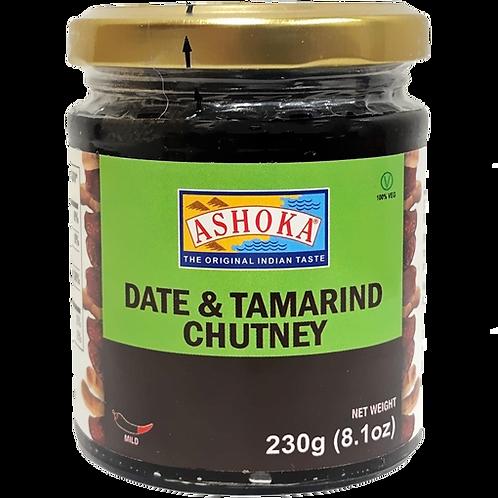 ASHOKA CHUTNEY DATE & TAMARIND  8.1 0Z