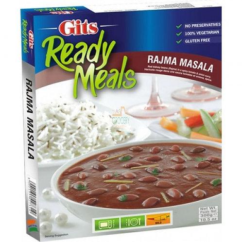 GITS READY TO EAT RAJMA MASALA 300GM