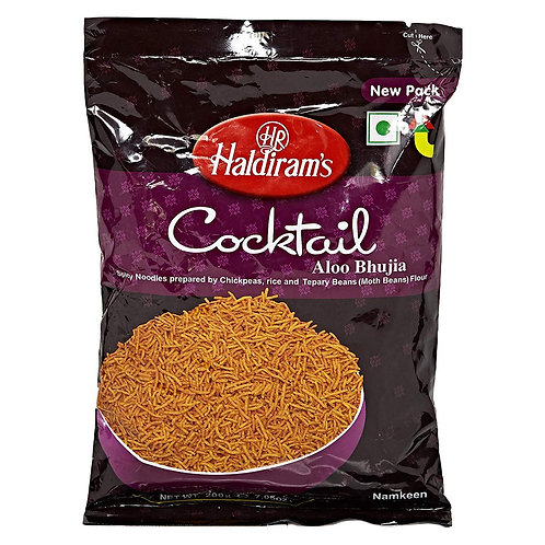 HALDIRAM COCKTAIL ALOO 400GM