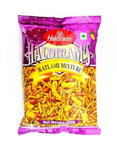 HALDIRAM RATLAMI MIXTURE 200GM*