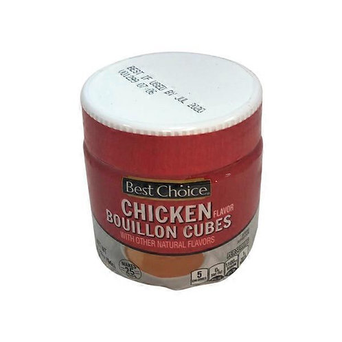 BC CHICKEN BOUILLON CUBES 25 CT