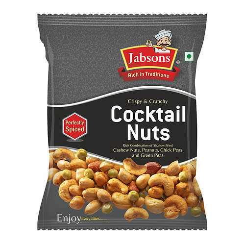 JABSON COCTAIL NUTS 120GM