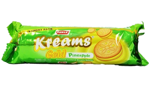 PARLE KREAMS GOLD PINEAPPLE 70 GM