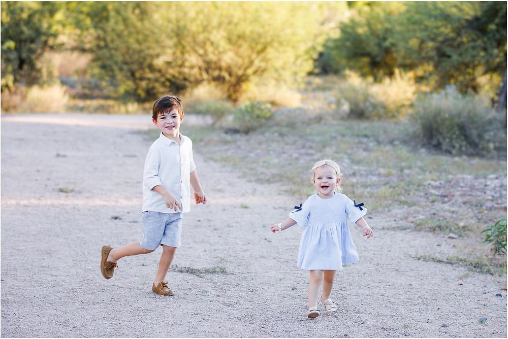 children and family photographers in phoenix