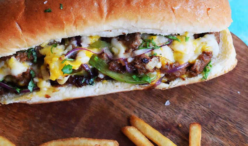 Loma-Linda-Vegetarian-Philly-Cheese-Swis