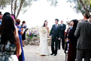 Wedding ceremony in Scottsdale AZ