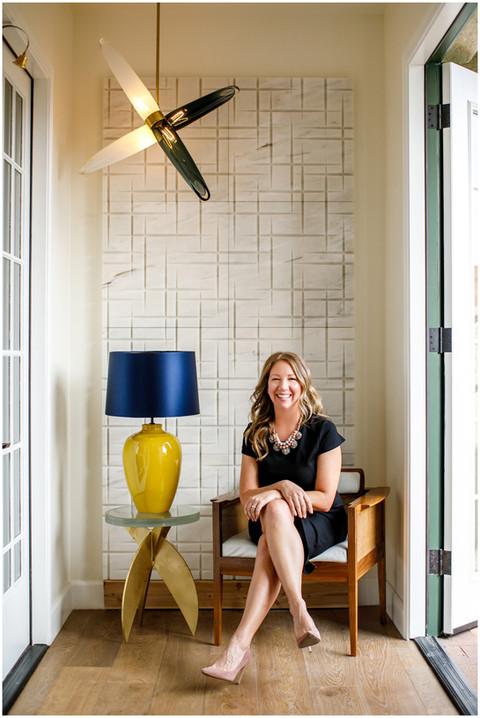 Lifestyle Personal Branding Photos for Cortney: Interior Designer in Phoenix AZ