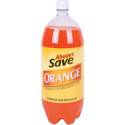 AS ORANGE SODA 67.6 OZ