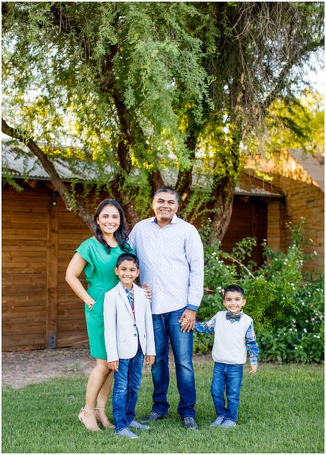 Arizona Family Photography at this Scottsdale Park