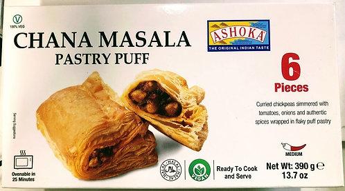 ASHOKA READ TO EAT PUFF CHANA MASALA  65GM