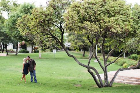 pretty engagement photos scottsdale