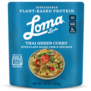 LL BLUE THAI GREEN CURRY (10 OZ.)