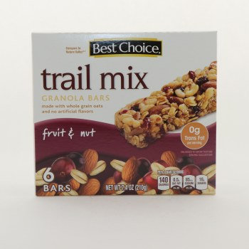 BC FRUIT & NUT TRAIL MIX  6 BARS