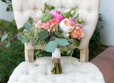 beautiful bouquet for bride, peonies, green, organic, pretty flowers, bridal bouquets, most beautiful, pink, green, soft, wedding photography by jennifer bowen