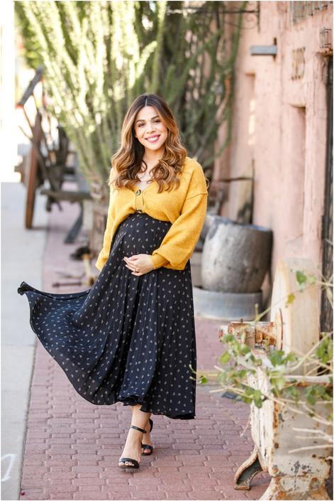 Editorial Branding Photo Shoot in Scottsdale, Arizona
