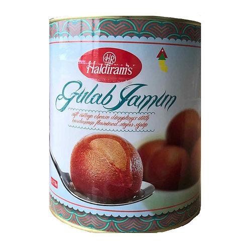 HALDIRAM GULAB JAMUN 3.7KG
