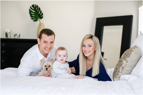Scottsdale Family Photography - Lifestyle home Photos with the Koltsovas
