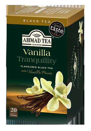 AHMAD TEA VANILLA 20TB