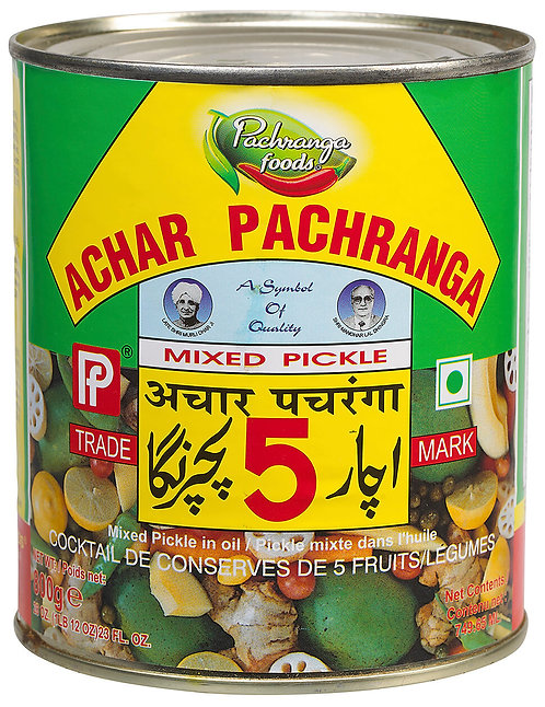 PACHRANGA MIXED PICKLE 28 OZ