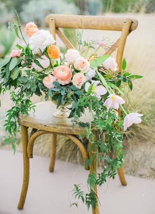 beautiful flower arrangement for a wedding