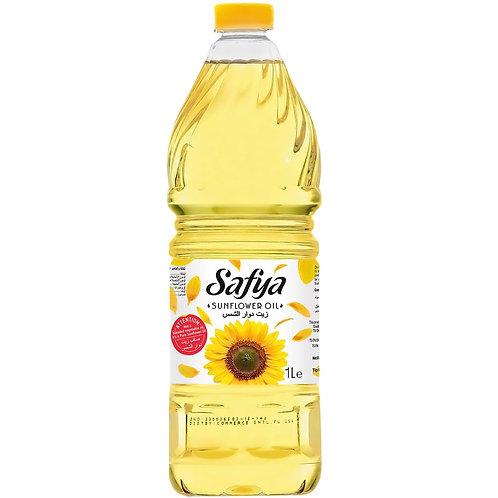 SAFYA SUNFLOWER OIL 1LTR