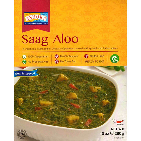 ASHOKA READY TO EAT ALOO SAAG 280G