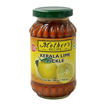 MOTHER'S PICKLE KERALA LIME 300G
