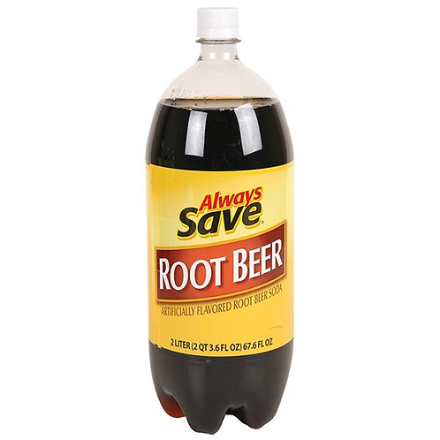 AS ROOT BEER 67.6 Z
