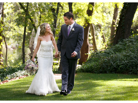 E+M: Creekside wedding at L'Auberge in Sedona, AZ