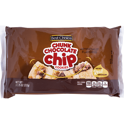 BC CHOCOLATE CHIP CHUNKY COOKIE 11.8oz