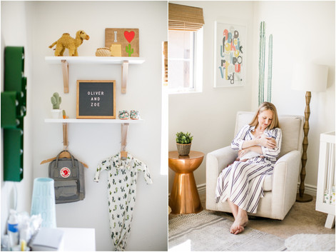 Olsen Family - In home family & newborn lifestyle shoot