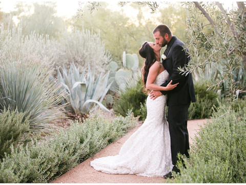 Ashley & Sean's Fall Wedding at El Chorro