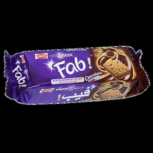PARLE HIDE & SEEK FAB CHOCOLATE  112 GM*