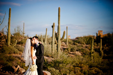 Desert weddings in Arizona