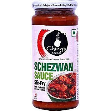 CHINGS SCHEZWAN SAUCE 250