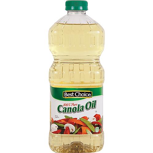 BC CANOLA OIL 32OZ